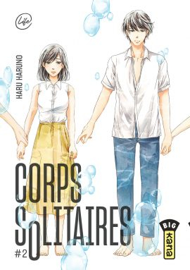 couverture manga Corps solitaires T2