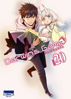 couverture manga Darwin's game T20