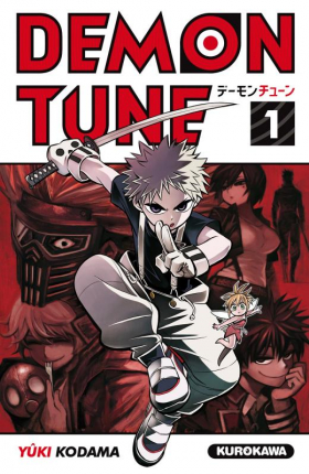 couverture manga Demon tune T1