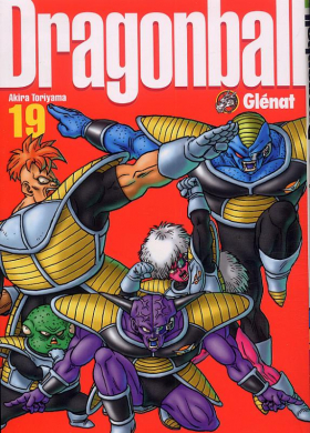 couverture manga Dragon Ball – Ultimate edition, T19