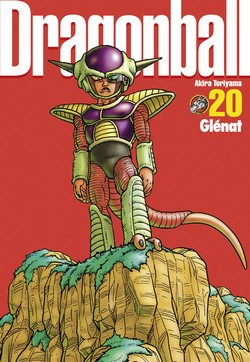 couverture manga Dragon Ball – Ultimate edition, T20