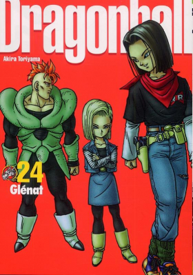 couverture manga Dragon Ball – Ultimate edition, T24