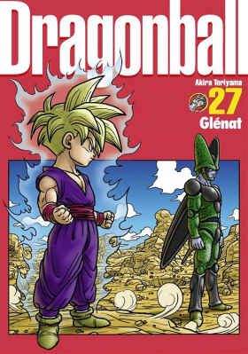 couverture manga Dragon Ball – Ultimate edition, T27