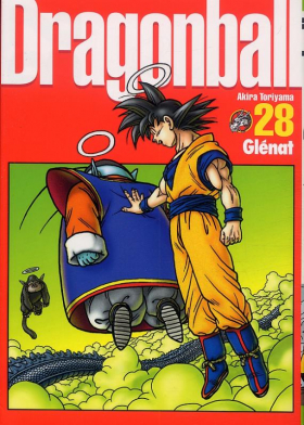 couverture manga Dragon Ball – Ultimate edition, T28