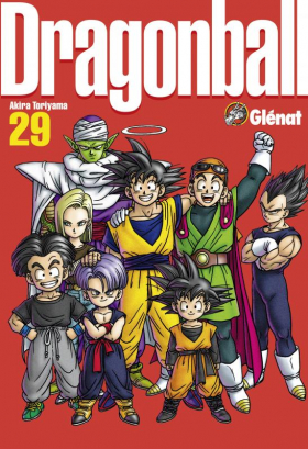 couverture manga Dragon Ball – Ultimate edition, T29