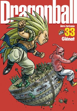couverture manga Dragon Ball – Ultimate edition, T33