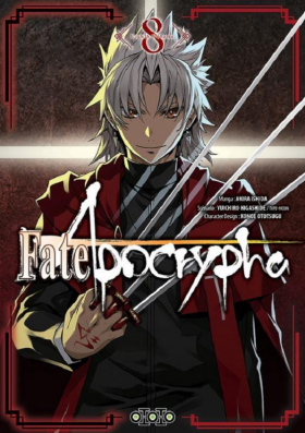 couverture manga Fate/apocrypha  T8