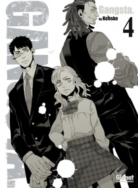couverture manga Gangsta T4