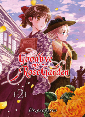 couverture manga Goodbye, my rose garden T2