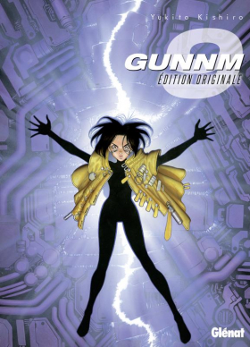 couverture manga Gunnm Edition originale  T9