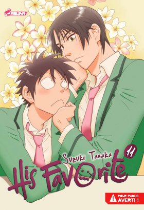 couverture manga His favorite T11