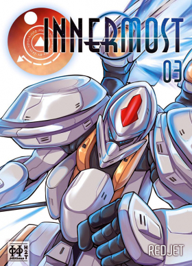 couverture manga Innermost T3