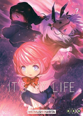 couverture manga It's my life T7