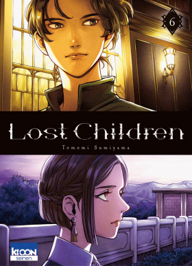 couverture manga Lost children T6
