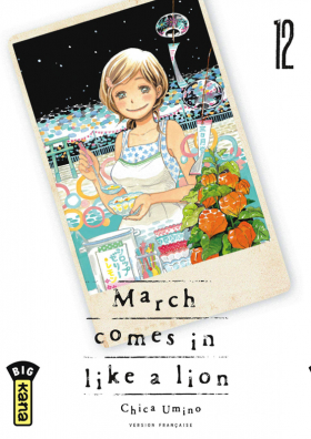 couverture manga March comes in a like a lion T12