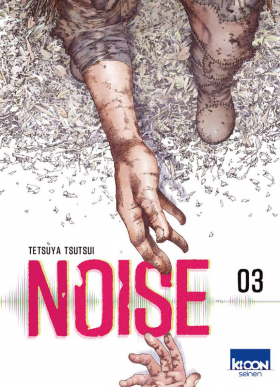 couverture manga Noise T3