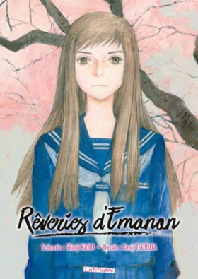 couverture manga Rêveries d'Emanon