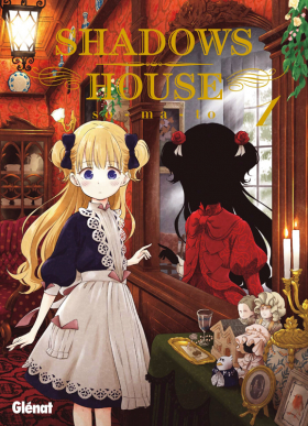 couverture manga Shadows house T1