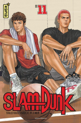 couverture manga Slam Dunk – Star edition, T11