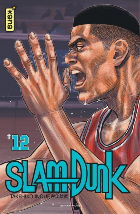couverture manga Slam Dunk – Star edition, T12