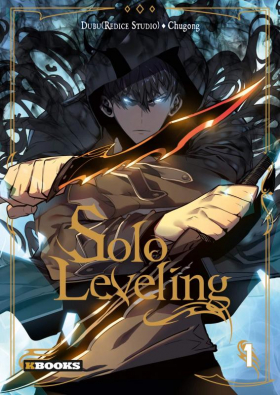 couverture manga Solo leveling T1
