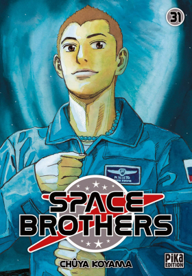 couverture manga Space brothers T31