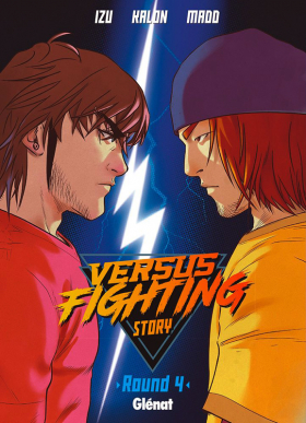couverture manga Versus fighting story T4
