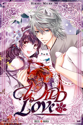 couverture manga Wild love T6