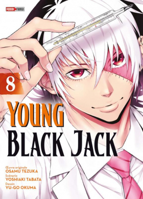 couverture manga Young Black Jack T8