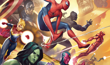 image article Incarne un Héro de l'univers Marvel avec Marvel Champions