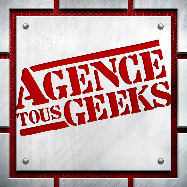 logo podcast Agence Tous Geeks