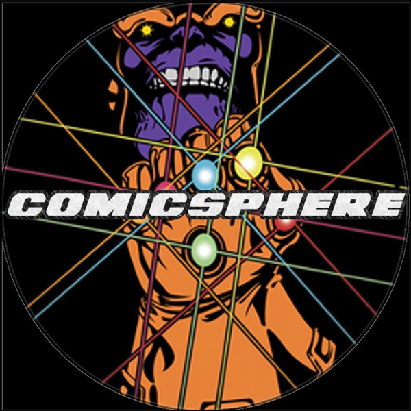 logo podcast Comicsphere