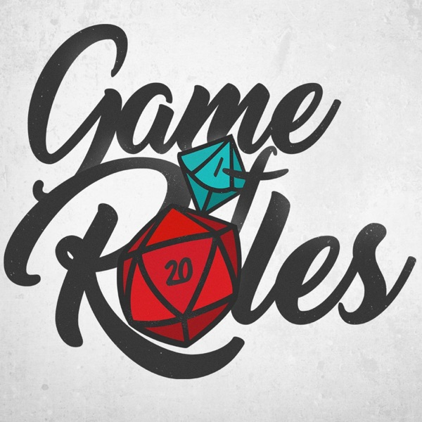 logo podcast Game of Roles : Magic
