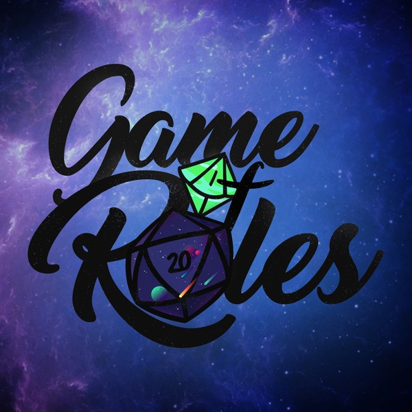 logo podcast Game of Roles : Stars