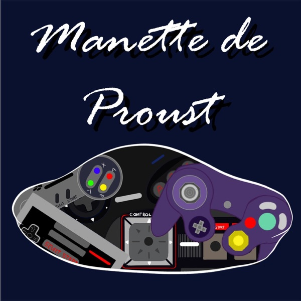 logo podcast Manette de Proust