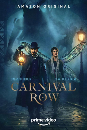 couverture film Carnival Row