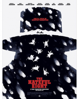 couverture film The Hateful Eight : Extended Version